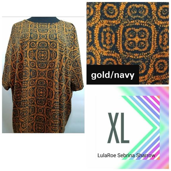 LuLaRoe Tops - LuLaRoe XL Irma
